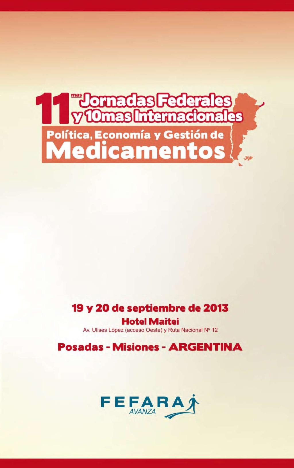 Jornadas año 2013 Image